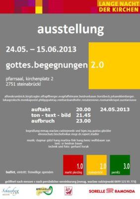 Image for 2013 – gottes.begegnungen 2.0