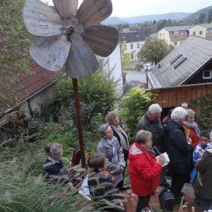 2012 – Franziskusfeier am Schöpfungsweg in Pitten