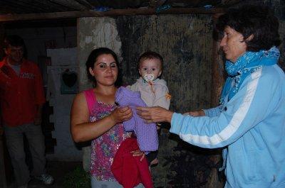 2012 – Reise nach Albanien – mit Inge Weik, Verein FÜR UNSERE WELT
