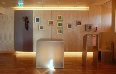 2017 – CASA Wien – Altarwandgestaltung