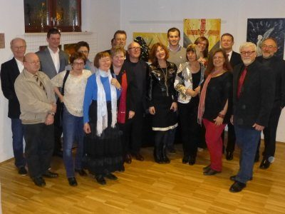 2013 – Ausstellung – gottes.begegnungen 1.0