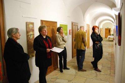 2012 – Ausstellungseröffnung MenschWerdung, Haus der Frauen, Herberstein
