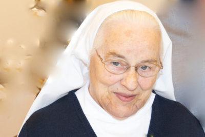 Sr. Ernestine Bestandmann SDS