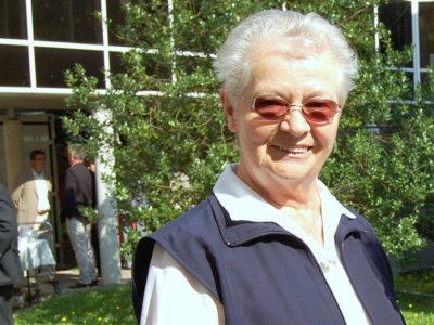 Sr. Gertrud Hermann SDS