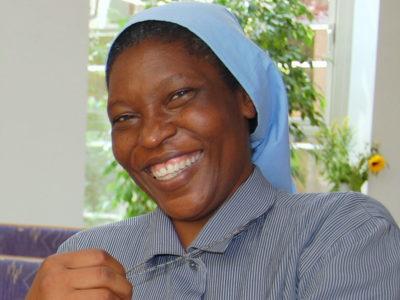Sr. Gisèle Kashal Kufun SDS