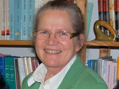 Sr. Karin Glechner SDS