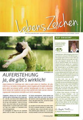 Image for LebensZeichen 1/2014