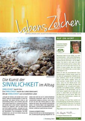 Image for LebensZeichen 3/2016