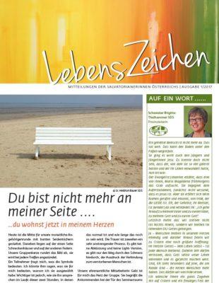 Image for LebensZeichen 1/2017