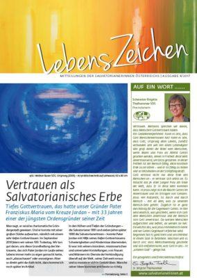 Image for LebensZeichen 4/2017
