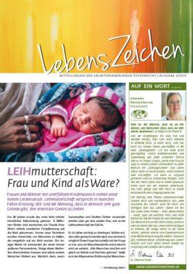 Image for LebensZeichen 3/2018