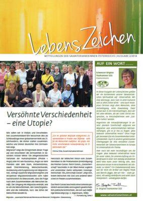 Image for LebensZeichen 2/2014