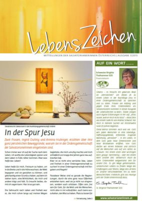 Image for LebensZeichen 1/2015