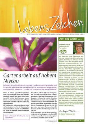 Image for LebensZeichen 2/2015