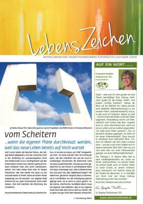 Image for LebensZeichen 1/2016