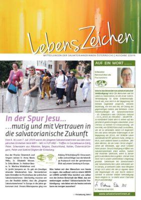 Image for LebensZeichen 3/2019