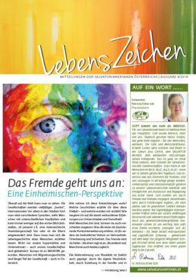 Image for LebensZeichen 4/2019