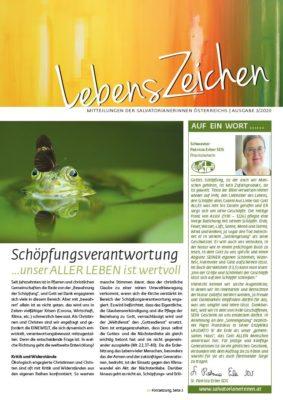 Image for LebensZeichen 3/2020