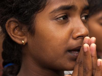 Corona-Nothilfe für Sri Lanka
