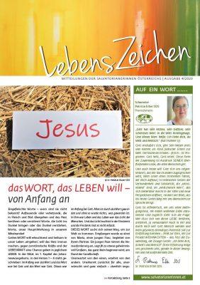 Image for LebensZeichen 4/2020