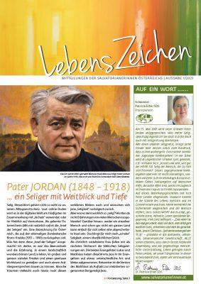 Image for LebensZeichen 1/2021