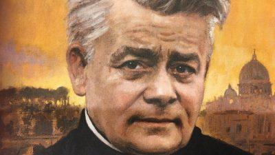 Image for seliger Pater Jordan – Links zur Liveübertragung