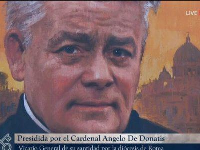 2021 – Seligsprechung von Pater Franziskus Jordan