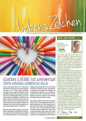 Image for LebensZeichen 2/2021