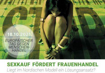 Image for SEXKAUF FÖRDERT FRAUENHANDEL
